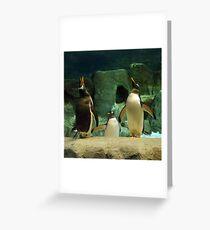 The Three Tenors Greeting Card