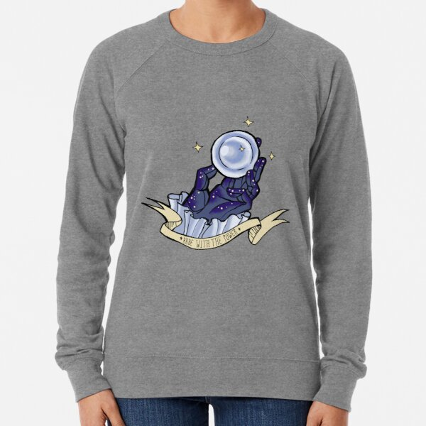 Babe with the power! Lightweight Sweatshirt