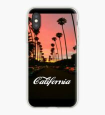 California (Tumblr style) iPhone Case