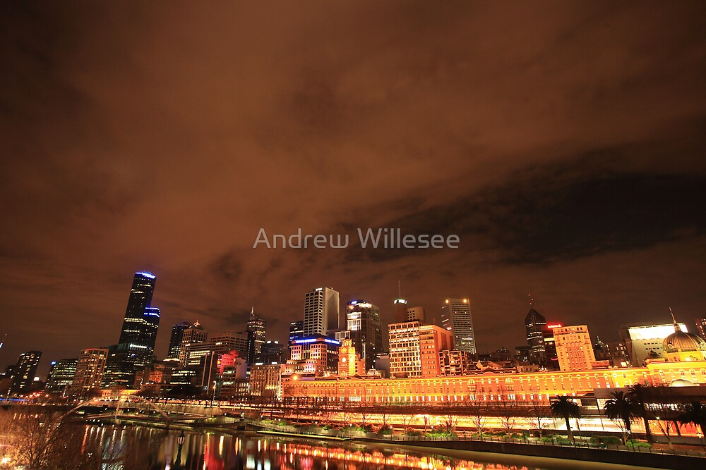 Melbourne City  by Andrew Willesee