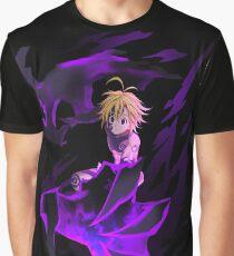 Meliodas, the Dragon's Sin of Wrath Graphic T-Shirt