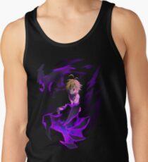 Camiseta de tirantes Meliodas, el pecado de ira del dragón