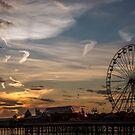 Blackpool Pier by Martyn Robertshaw