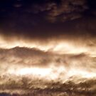 Evening Clouds #2 by rebecca smith