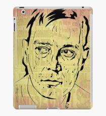 Entertaining Mr. Orton. iPad Case/Skin