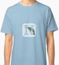 N is for Narwal Classic T-Shirt