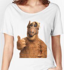 Camiseta ancha para mujer Alf