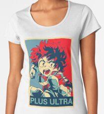 Boku no Hero Academia Midoriya Women's Premium T-Shirt