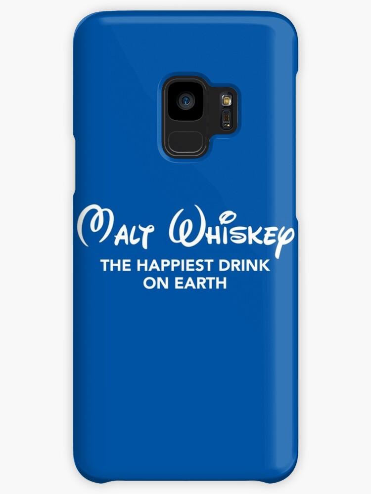 Malt Whiskey Disney Parody Caseskin For Samsung Galaxy By Fandemonium