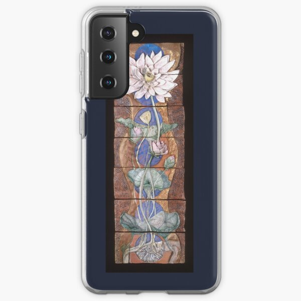 Lotus II: body energetics Samsung Galaxy Soft Case