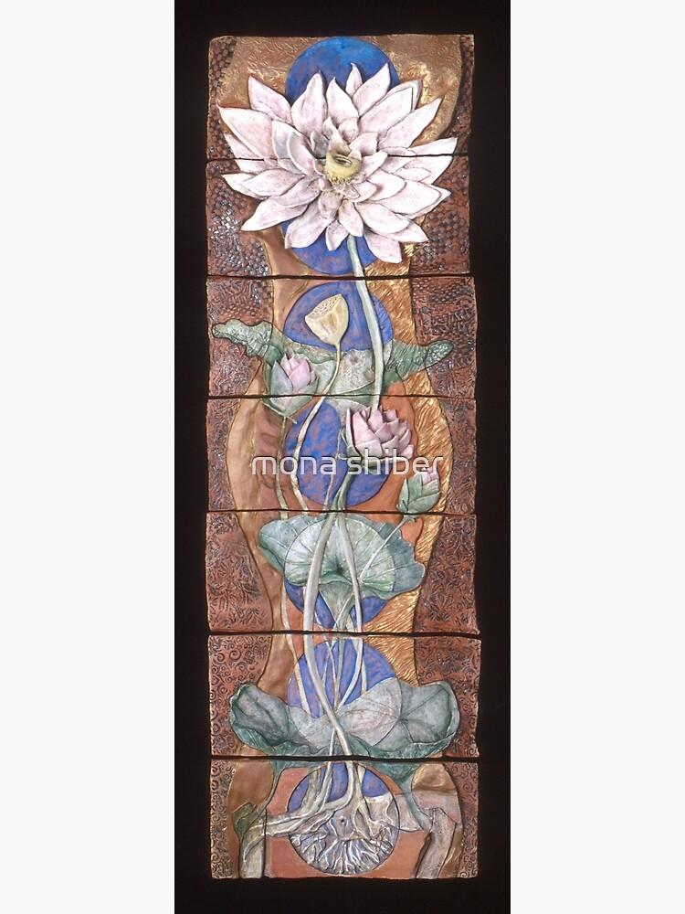 Lotus II: body energetics by MonaShiber