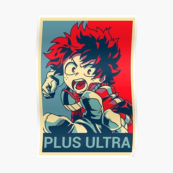 Boku no Hero Academia Midoriya Poster