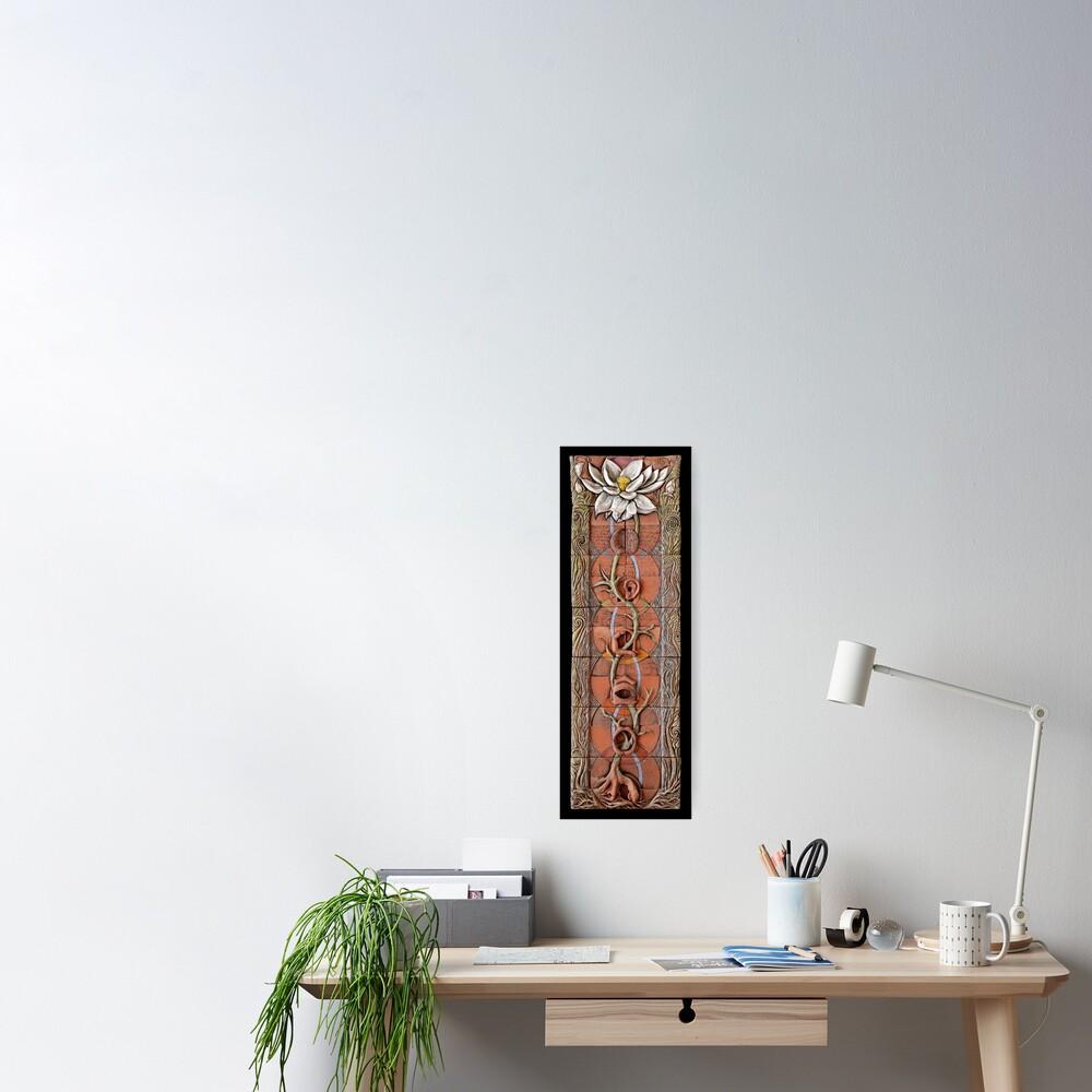 Lotus VII: sense doors Poster