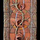Lotus VII: sense doors by Mona Shiber