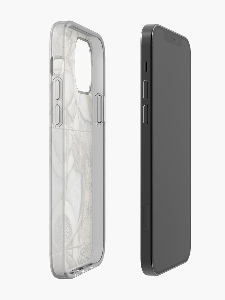 Alternate view of Lotus V: subtle energy (detail) iPhone Case & Cover