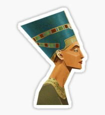Nefertiti, Tomek Biniek Sticker