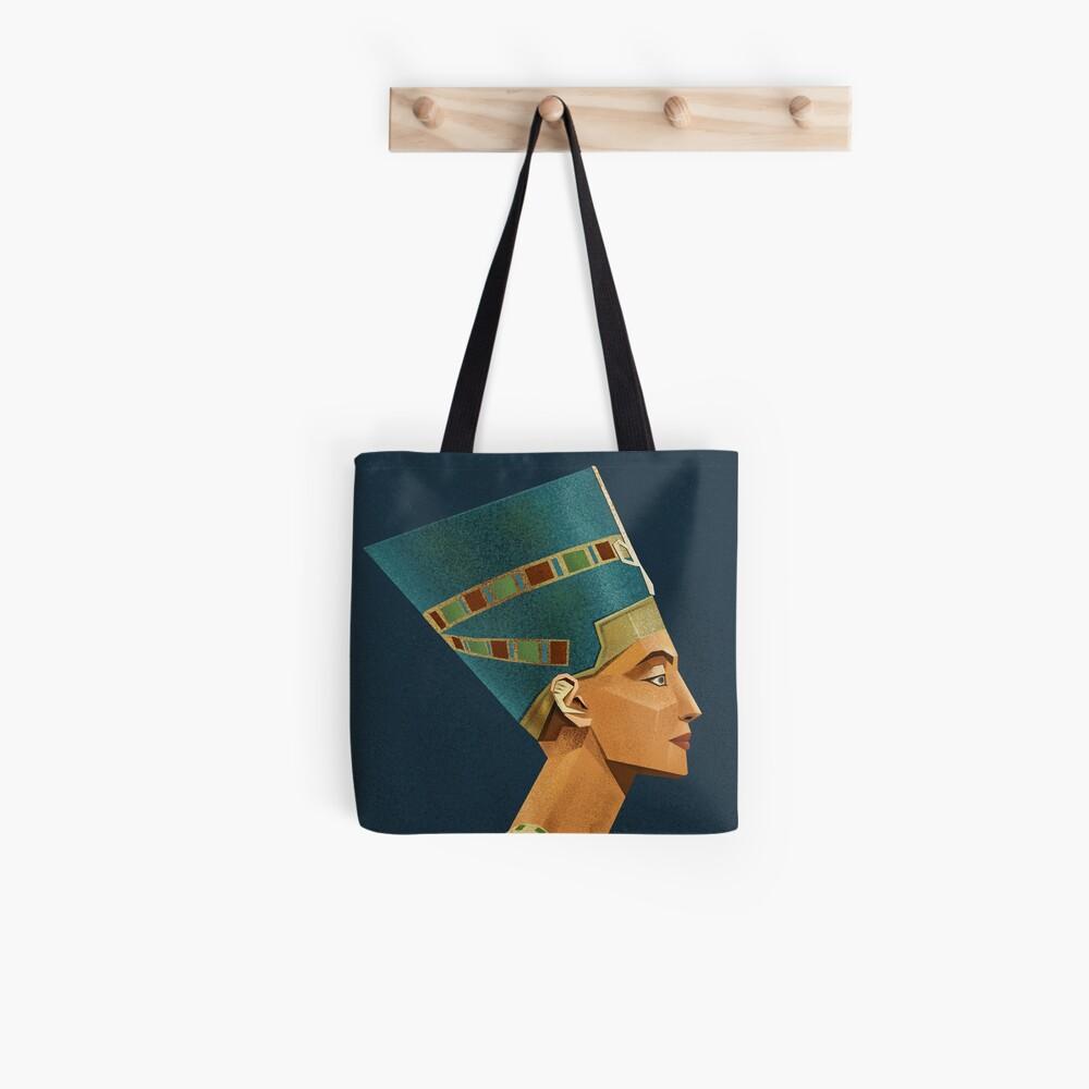 Nefertiti, Tomek Biniek Tote Bag
