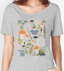 Fairy Garden Relaxed Fit T-Shirt