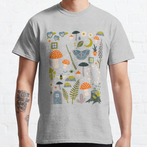 Jardin des fées T-shirt classique