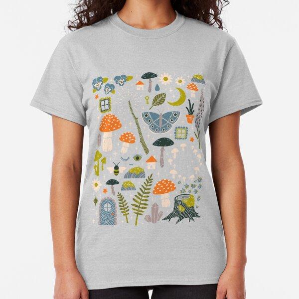 Fairy Garden Classic T-Shirt