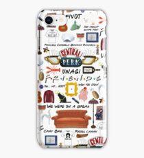Friends Collage iPhone Case/Skin