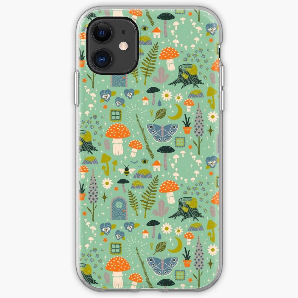 Fairy Garden iPhone Case & Cover