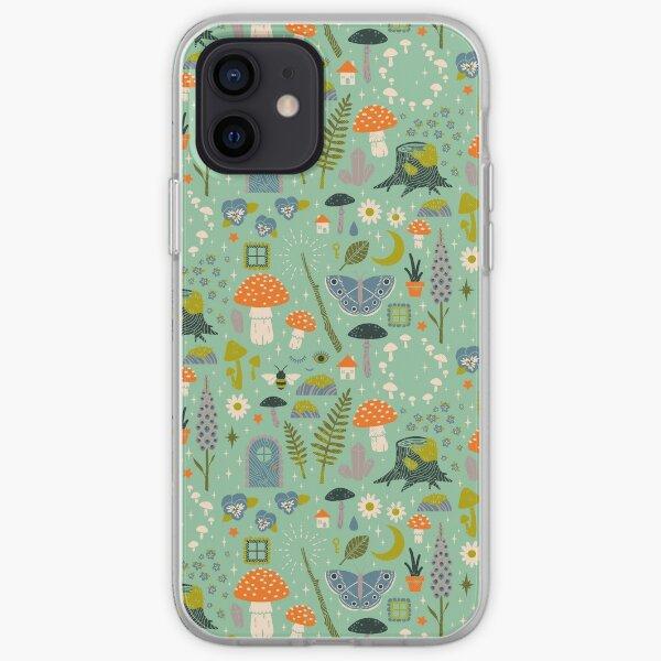 Fairy Garden iPhone Soft Case