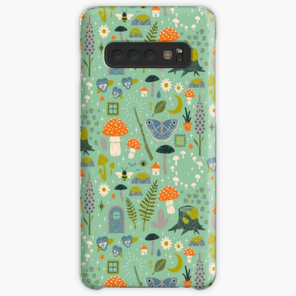 Fairy Garden Samsung Galaxy Snap Case
