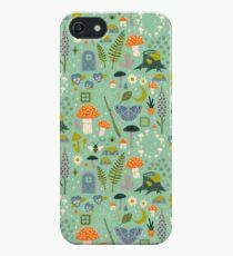 Fairy Garden iPhone SE/5s/5 Case