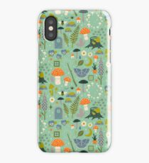 Fairy Garden iPhone Case/Skin