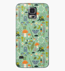 Fairy Garden Case/Skin for Samsung Galaxy