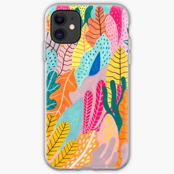 Candy Jungle iPhone Soft Case