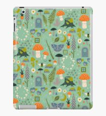Fairy Garden iPad Case/Skin