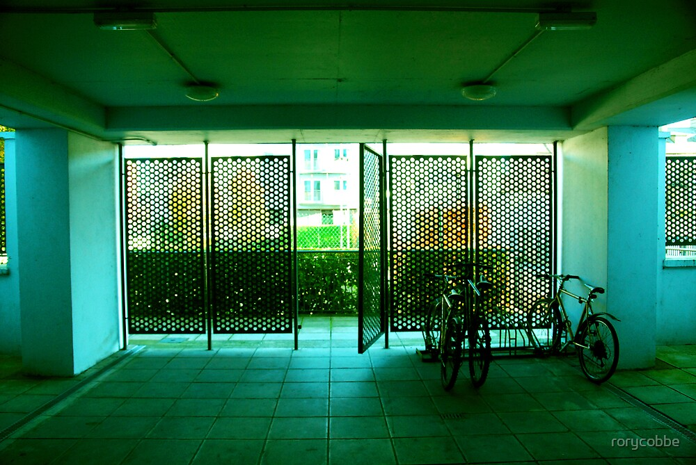 Bike Shed by rorycobbe