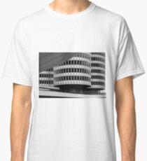 Modern Architecture Building Detail Classic T-Shirt