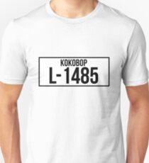 kokobop white & black T-Shirt