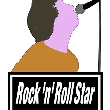 Liam - Rock n Roll Star by mrpopo8