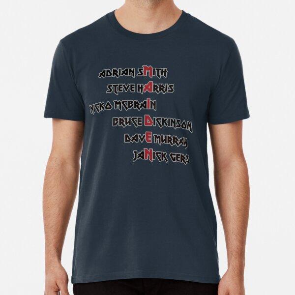 Iron Maiden Premium T-Shirt