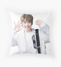 Wanna One Kang Daniel Throw Pillow