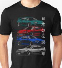 JDM Legends Unisex T-Shirt