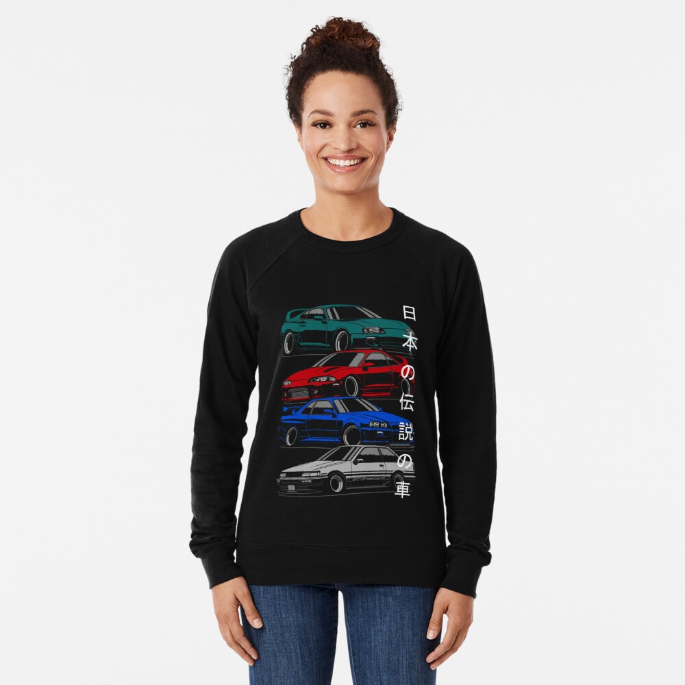 JDM Legends Lightweight Sweatshirt