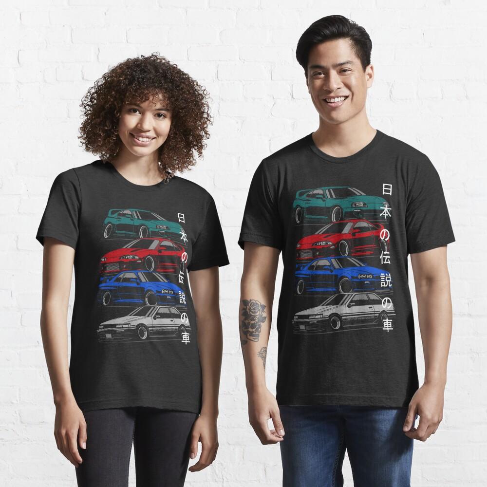 JDM Legends Essential T-Shirt