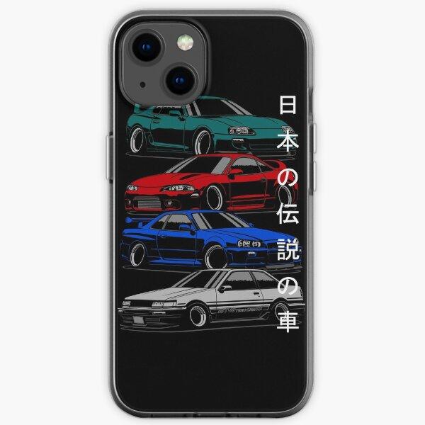 JDM Legends iPhone Soft Case