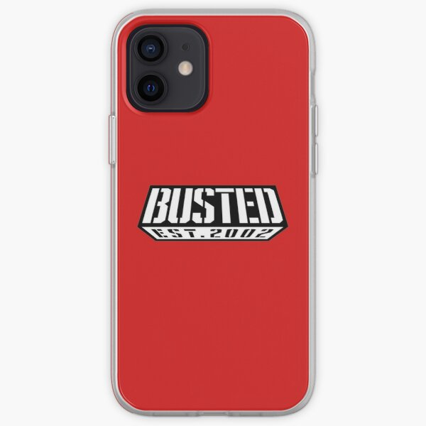 Busted Est. 2002 iPhone Soft Case