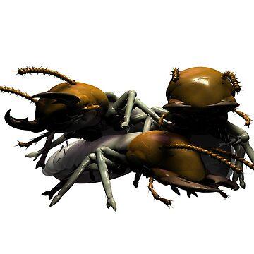 3 Termites by ASunaryo