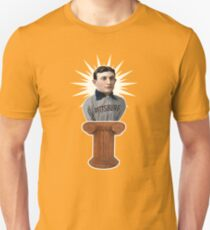 T206 Honus Wagner Bust - from American Tobacco Company's card T-Shirt