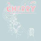 Cherry Movie Poster by DuoTalesStudio
