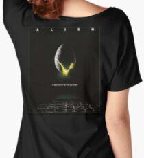 Alien, Egg, Movie, Film, Poster Women's Relaxed Fit T-Shirt