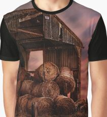 The Bale Barn Graphic T-Shirt
