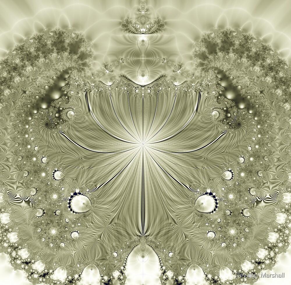 Goddess Jellyfish by Devalyn Marshall